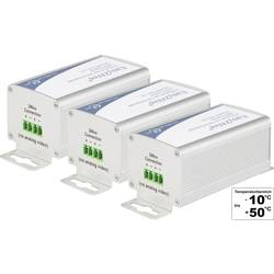 Adaptér síťového rozšíření 2vodičový Renkforce, 2 linka, dosah (max.): 400 m, 100 Mbit/s RF-2982886