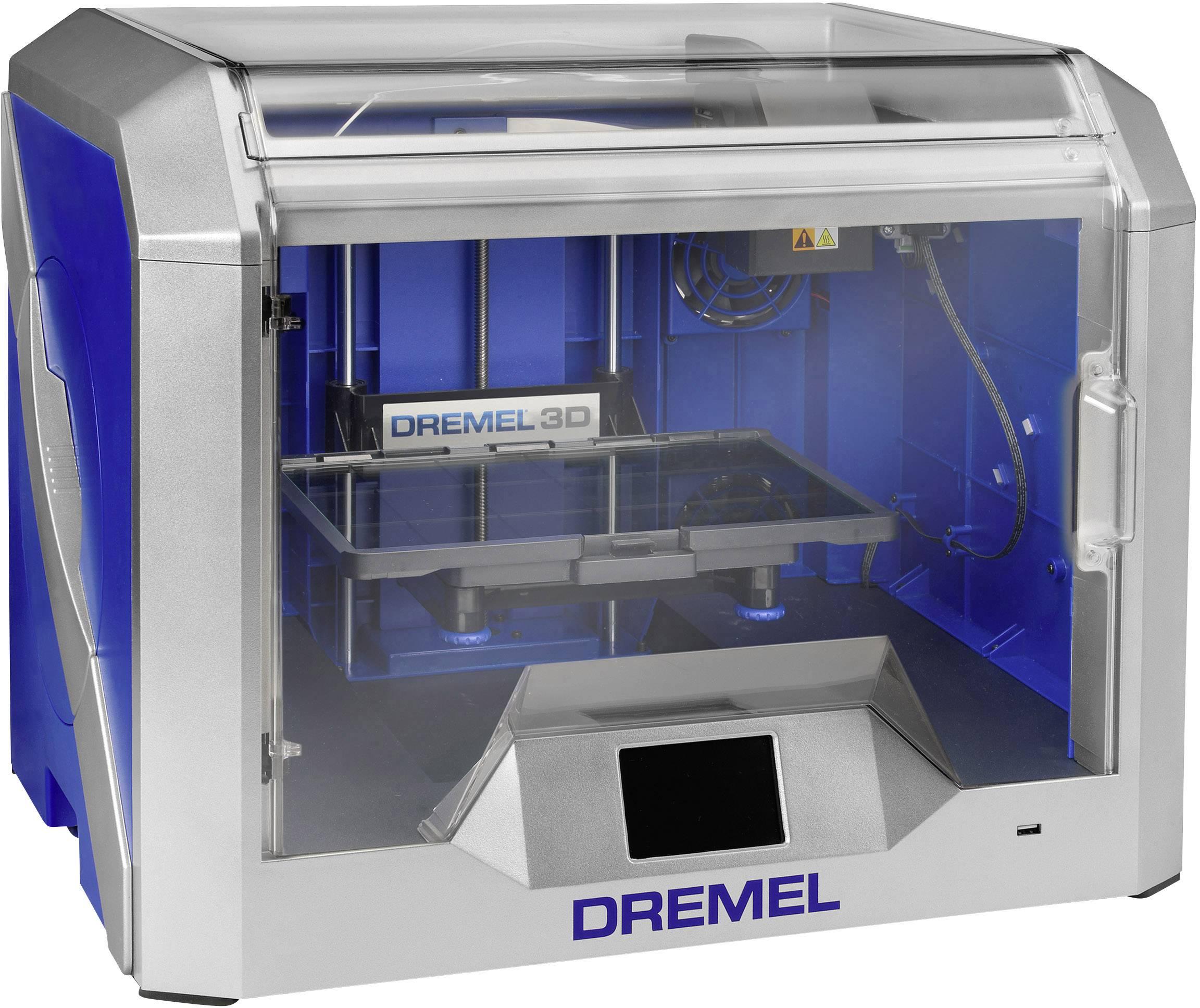 3D tlačiareň Dremel 3D Idea Builder 3D40, vrátane vlákna