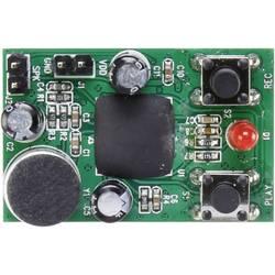 Hlasový modul stavebnice Conrad Components A93010A, doba záznamu 40 s