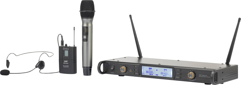 Sada bezdrôtového mikrofónu Renkforce BM-7200