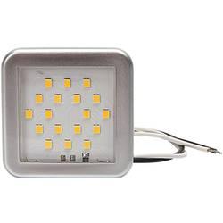 Vnútroné LED osvetlenie do auta SecoRüt 90989, 1.1 W, (š x v x h) 55 x 55 x 7 mm