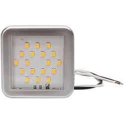 Vnútroné LED osvetlenie do auta SecoRüt 90990, 1.1 W, (š x v x h) 55 x 55 x 7 mm