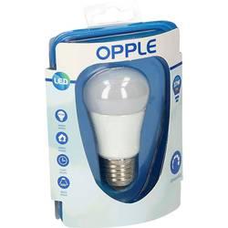 LED žárovka Opple 695671262791 230 V, E27, 6 W = 37 W, teplá bílá, A (A++ - E), kapkovitý tvar, 1 ks
