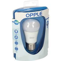 LED žárovka Opple 695671262799 230 V, E27, 6.5 W, teplá bílá, A (A++ - E), 1 ks