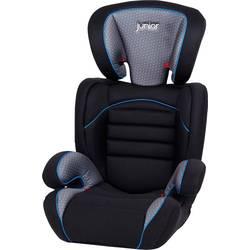 Dětská sedačka Petex Basic 501 HDPE ECE R44/04, šedá