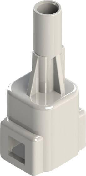 Zástrčkový konektor na kabel EDAC 572-001-000-100, 15.80 mm, pólů 1, rozteč 5.08 mm, 1 ks