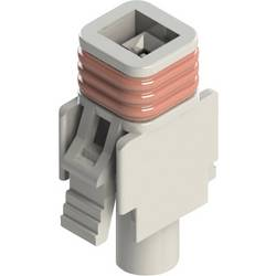 Zásuvkový konektor na kabel EDAC 572-001-000-200, 9.20 mm, pólů 1, rozteč 5.08 mm, 1 ks