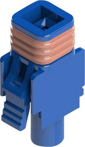 Zásuvkový konektor na kabel EDAC 572-001-000-400, 9.20 mm, pólů 1, rozteč 5.08 mm, 1 ks