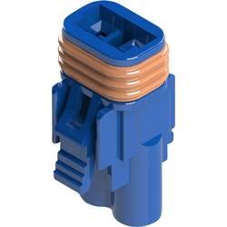 Zásuvkový konektor na kabel EDAC 572-002-000-400, 12.20 mm, pólů 2, rozteč 5.08 mm, 1 ks
