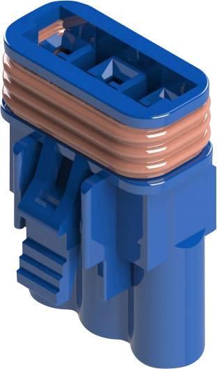 Zásuvkový konektor na kabel EDAC 572-003-000-400, 18 mm, pólů 3, rozteč 5.08 mm, 1 ks