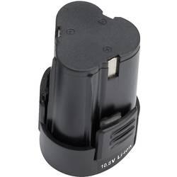 Náhradní akumulátor pro elektrické nářadí Basetech 1493004, 10.8 V, 1.5 Ah, Li-Ion akumulátor