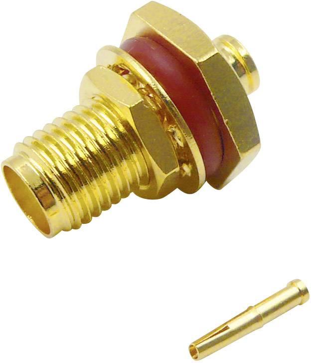 SMA konektor Conrad Components – zásuvka, vestavná, 3.40 mm, 50 Ohm, 1 ks