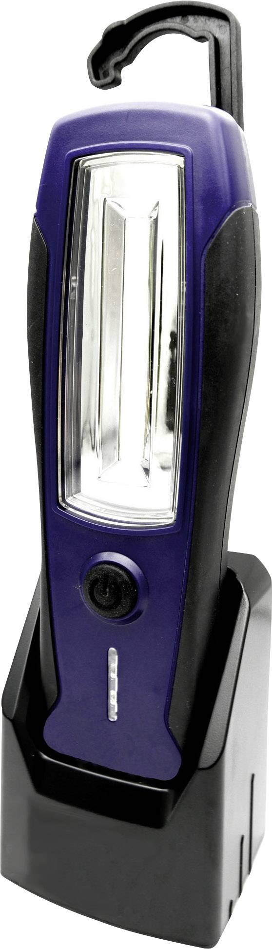 COB LED pracovné osvetlenie Kunzer PL-1016 napájanie z akumulátoru