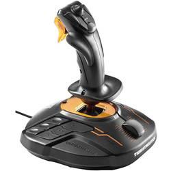 Thrustmaster T16000M FCS Flightstick joystick USB PC čierna, oranžová