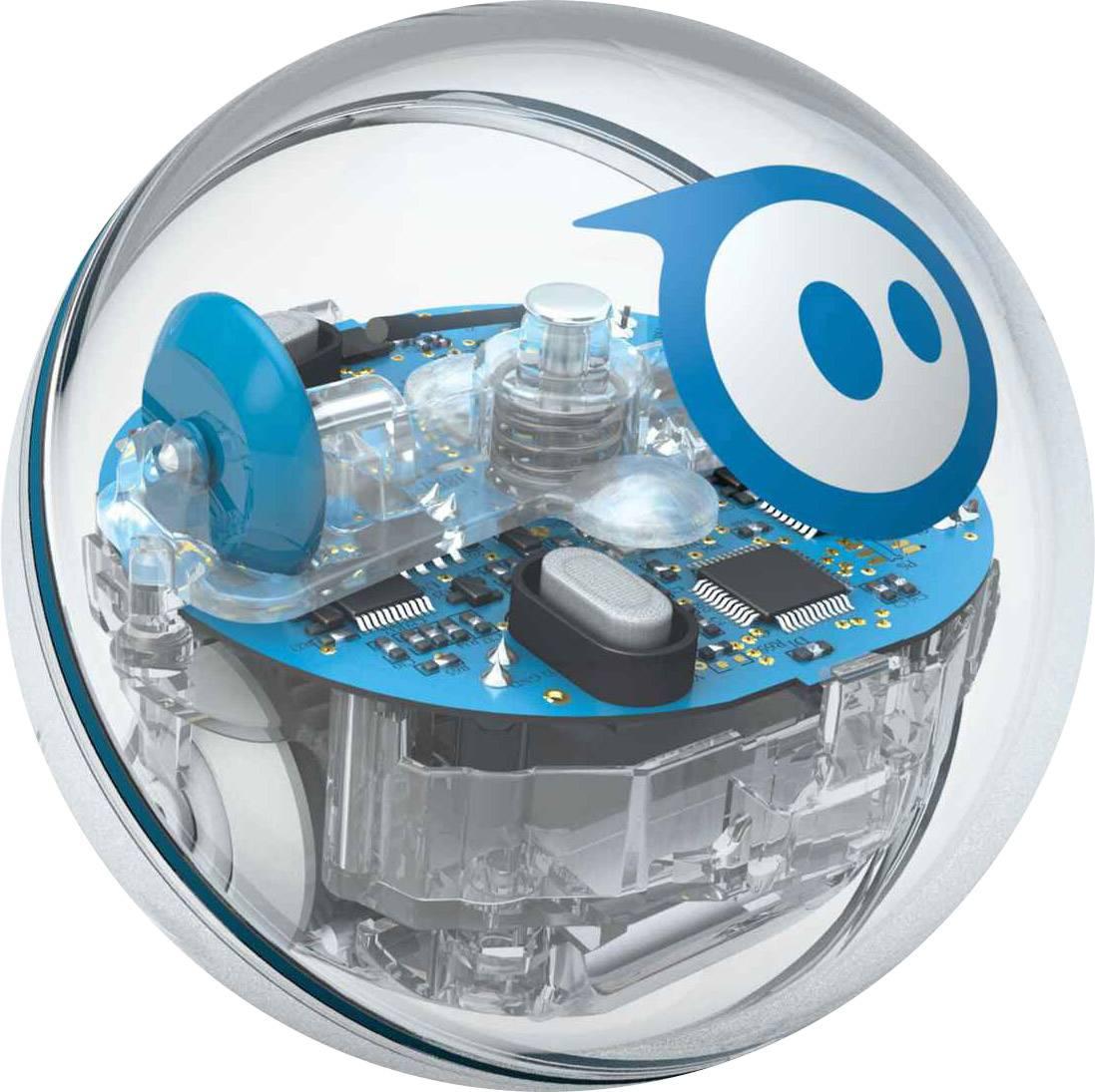 Droid ovládaný smartfónom - robotická guľa Sphero SPRK+ K001ROW