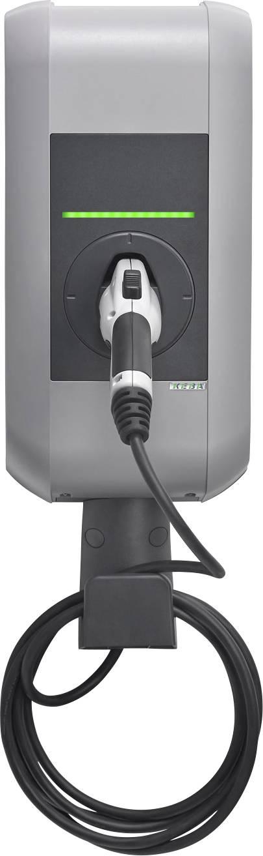 Nabíjecí stanice pro elektromobily KEBA KeContact P30, řada B, kabel 4 m, typ 1 20 A, 4.6 kW