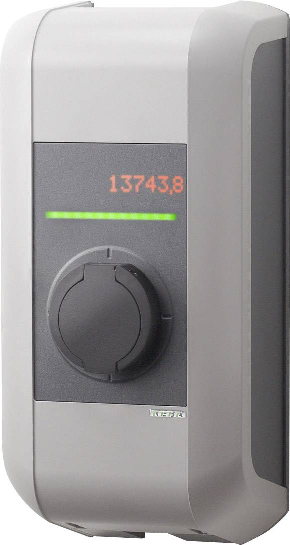 Nabíjecí stanice pro elektromobily KEBA KeContact P30, řada C, typ 2 32 A, 22 kW