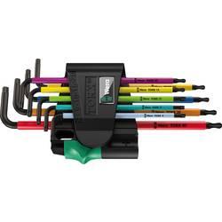 Torx, TORX BO sada kľúčov Wera 967 SPKL/9 Multicolour 05024335001, 9-dielna