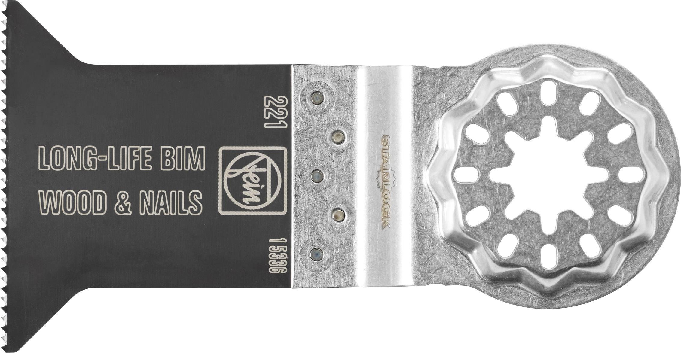 Ponorný pilový list 44 mm Fein E-Cut Universal 63502223210 Vhodné pro značku (multifunkční nářadí) Milwaukee, Makita, Fein, Bosch 1 ks