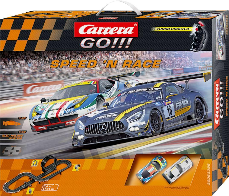 Autodráha, štartovacia sada Carrera Speed'n Race 20062396, druh autodráhy GO!!!