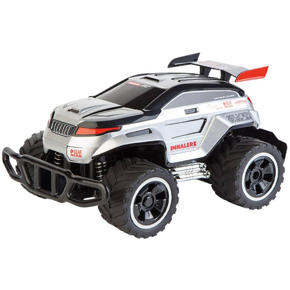 rc model auta monster truck carrera rc silver wheeler. Black Bedroom Furniture Sets. Home Design Ideas
