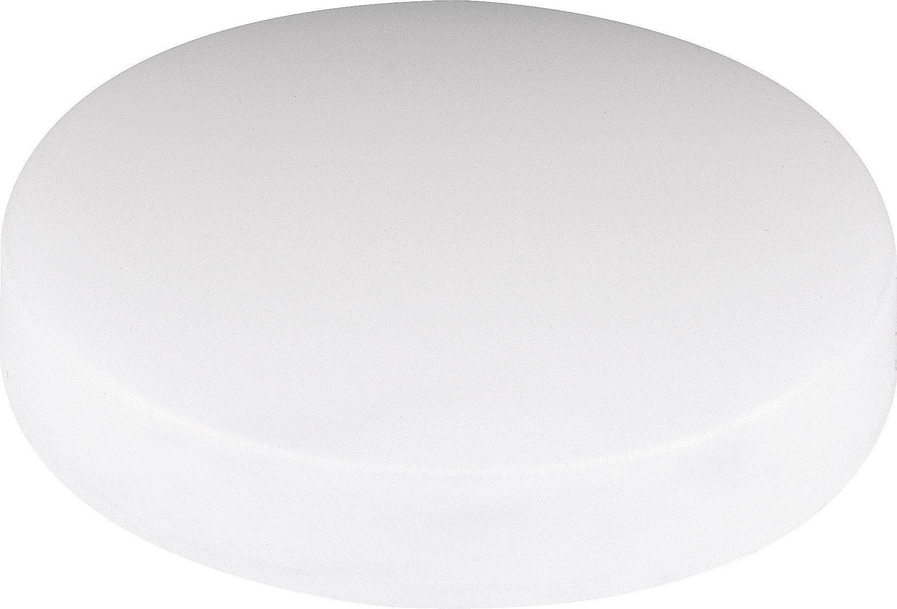 Svetelný poklop Mentor 2451.0600, opálová, vhodný pre reflektor 18 mm