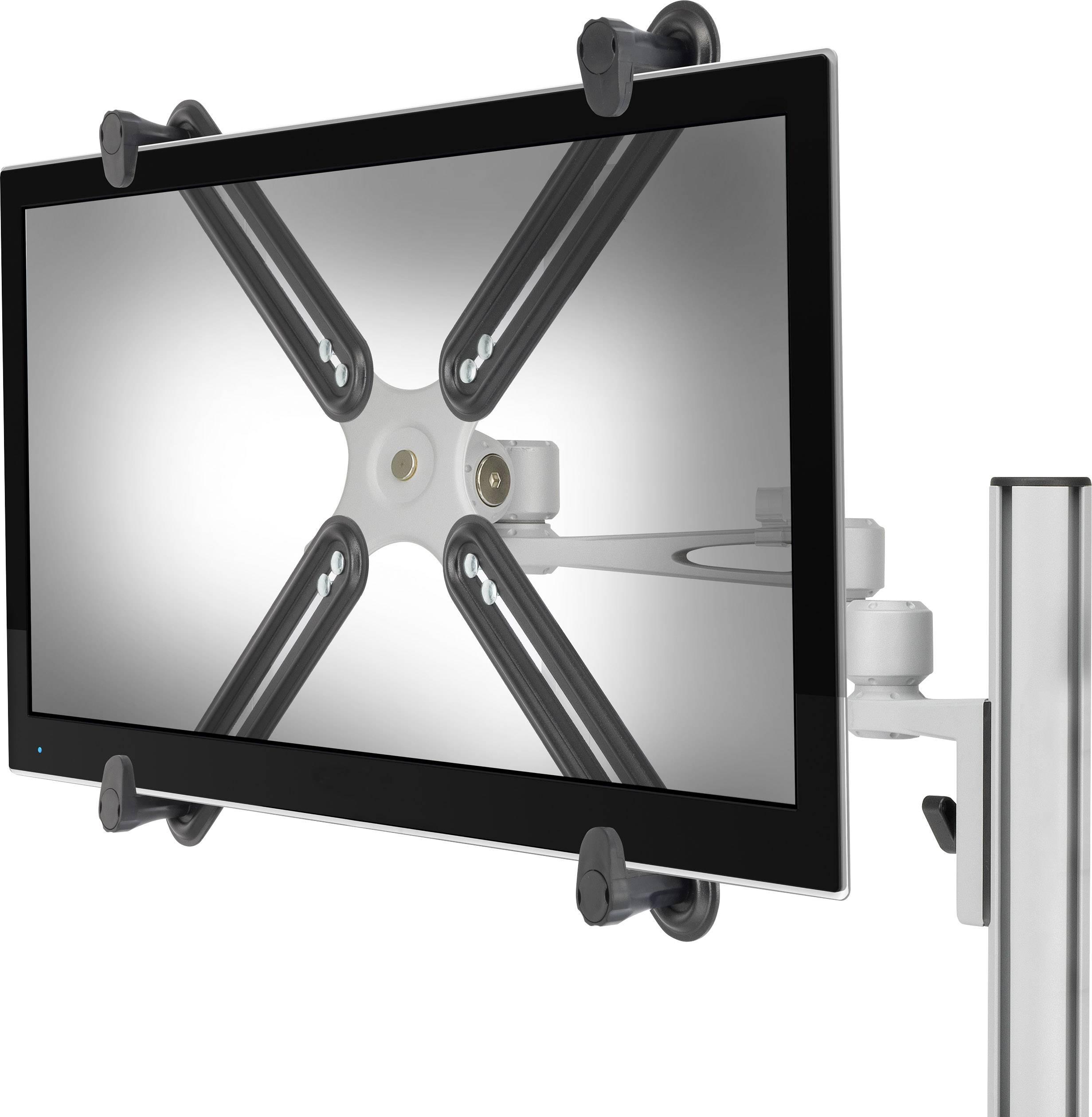 VESA adaptér SpeaKa Professional SP-5986120 vhodný pre/na Universal, čierna