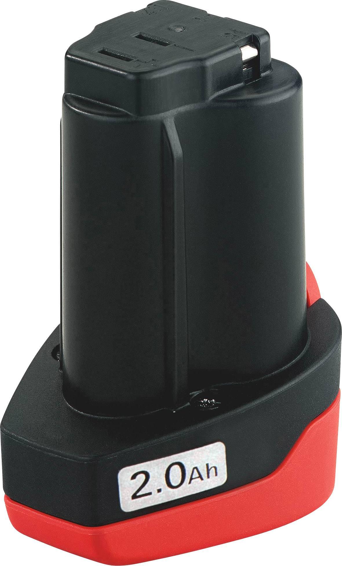 Náhradní akumulátor pro elektrické nářadí, Metabo 625438000, 10.8 V, 2 Ah, Li-Ion akumulátor