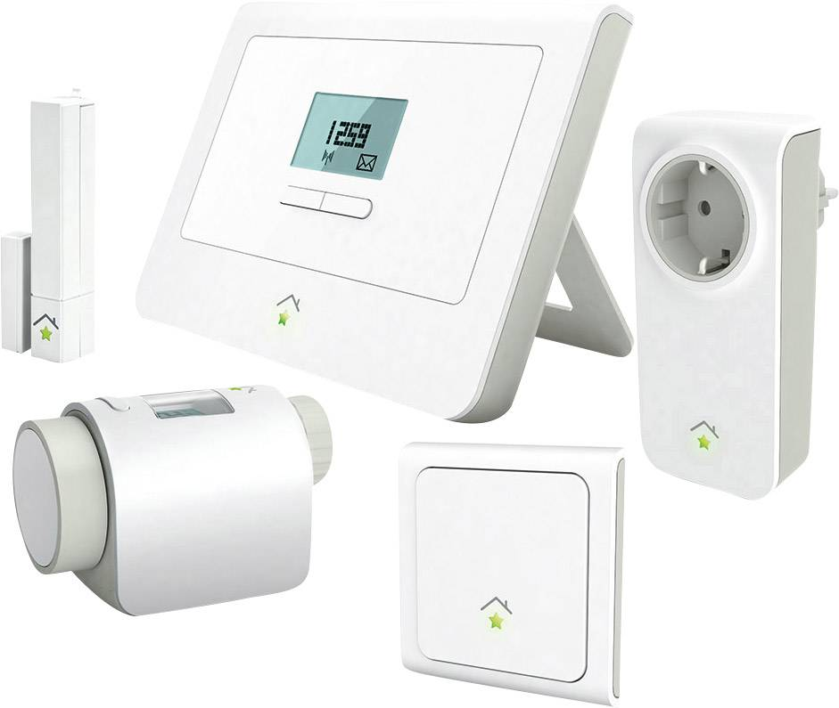 Chytrá SmartHome sada k vytápění a šetření el.energie Innogy 10268110