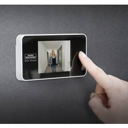 """Digitálne dverové kukátko s TFT displejom Burg Wächter Door eGuard DG 8100 Door eGuard DG 8100, 8.13 cm, 3.2 """""""