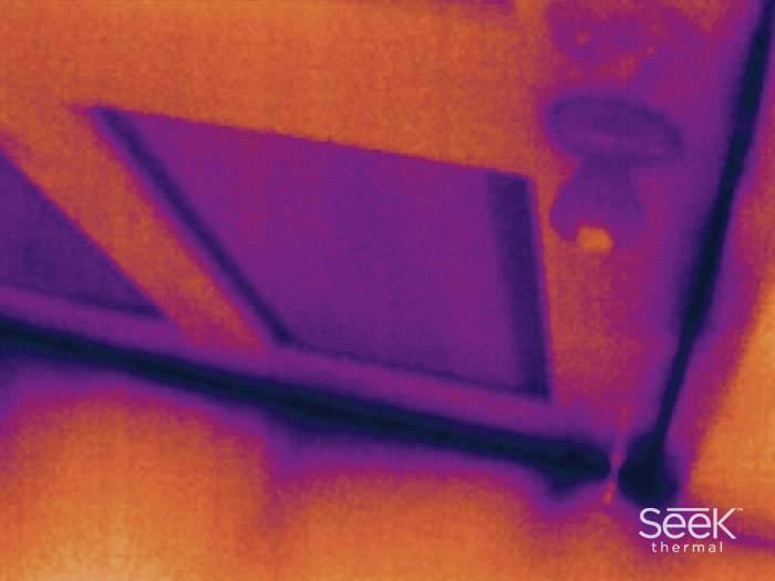 Termokamera Seek Thermal CompactPRO FF micro-USB, 320 x 240 pix