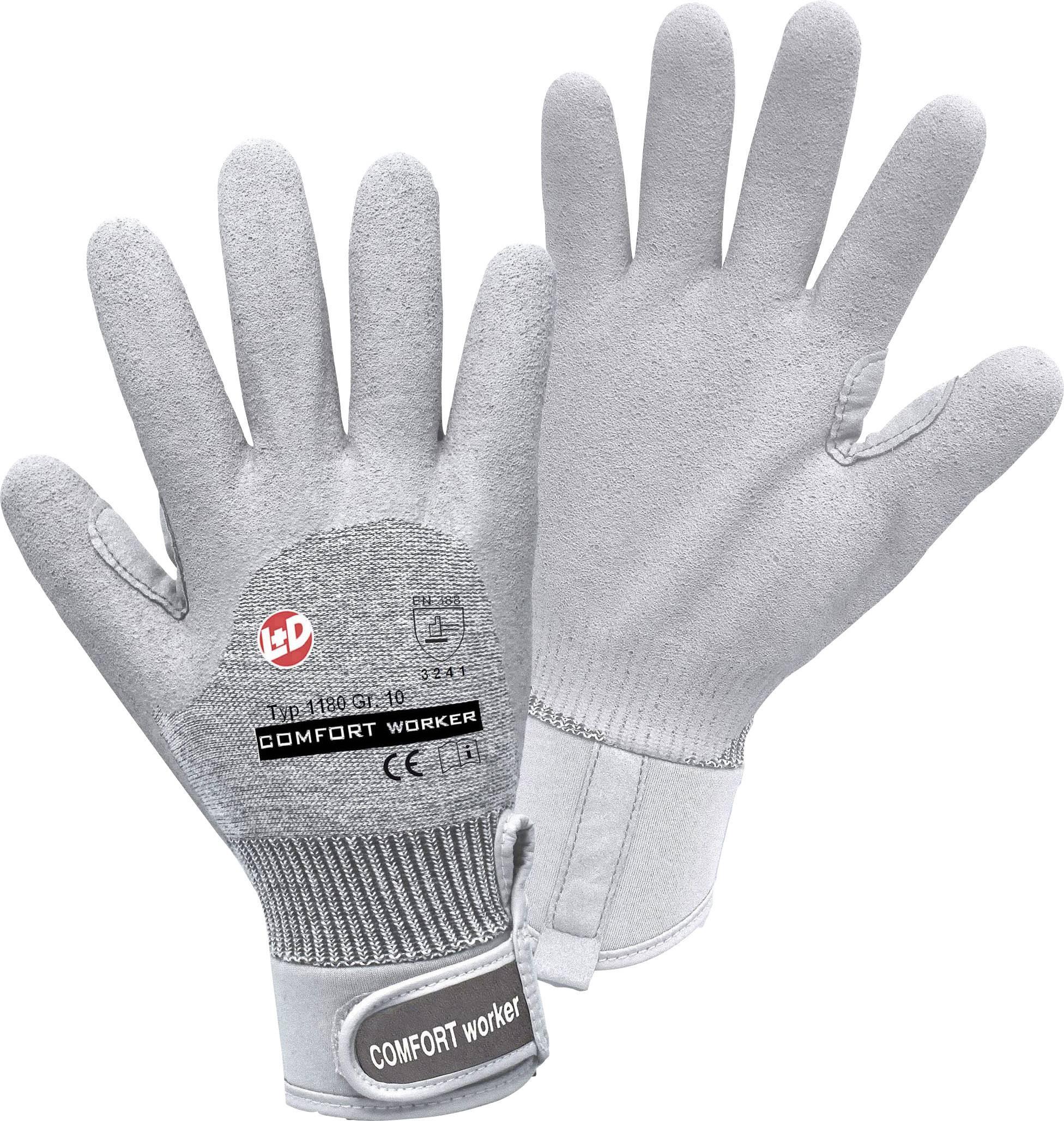 Pracovní rukavice Griffy COMFORT WORKER 1180, velikost rukavic: 10, XL
