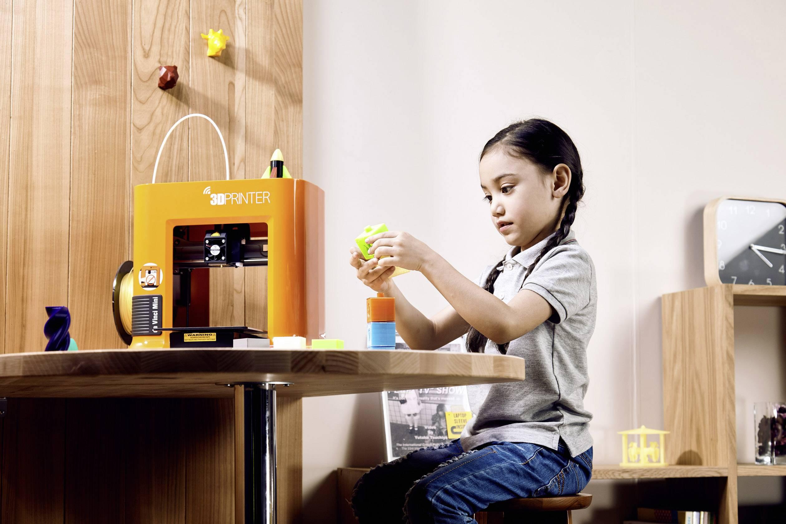3D tiskárna XYZprinting da Vinci Mini W
