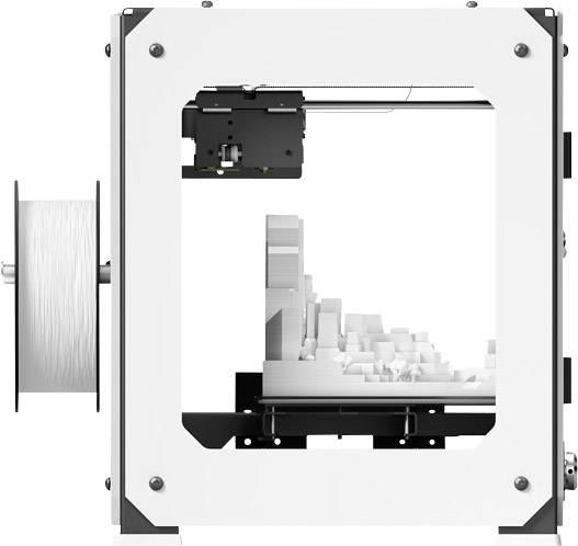 3D tiskárna bq Witbox 2, bílá