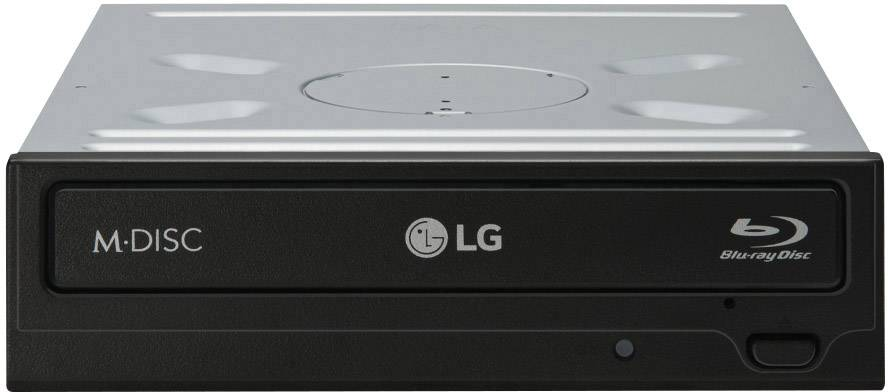 Interní Blu-ray mechanika LG Electronics CH12NS40.AUAU Bulk SATA černá