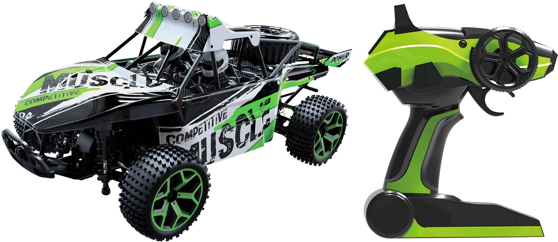 RC model auta buggy Amewi Extreme D5 22211, 1:18