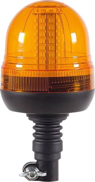 Všesměrové světlo LED ComPro COBL130.235, signální žlutá, výstražný maják, zábleskové světlo, 12 V/DC, 24 V/DC