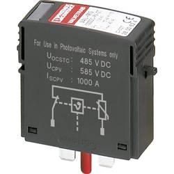 Přepěťová ochrana pro skříňový rozvaděč Phoenix Contact VAL-MS 1000DC-PV-ST 2800624, 10 kA