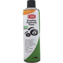 Montážní sprej GRAPHITE ASSEMBLY PASTE CRC, GRAFIT ASSEMBLY PASTA 500ml, 32639-AA 500 ml