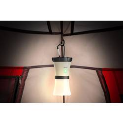 LED kempingová lucerna Polarlite Fun 160 g, béžová, černá