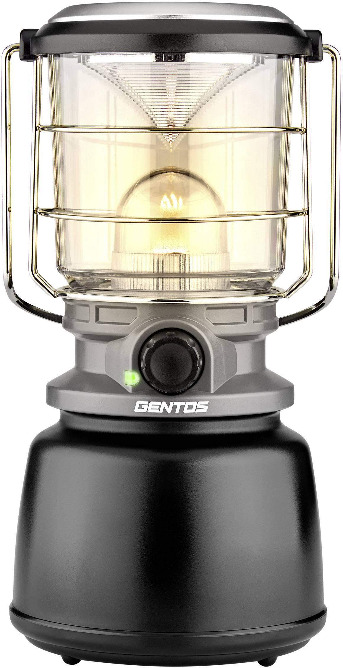 LED campingový lampáš Polarlite Elite 1255 g, sivá, čierna