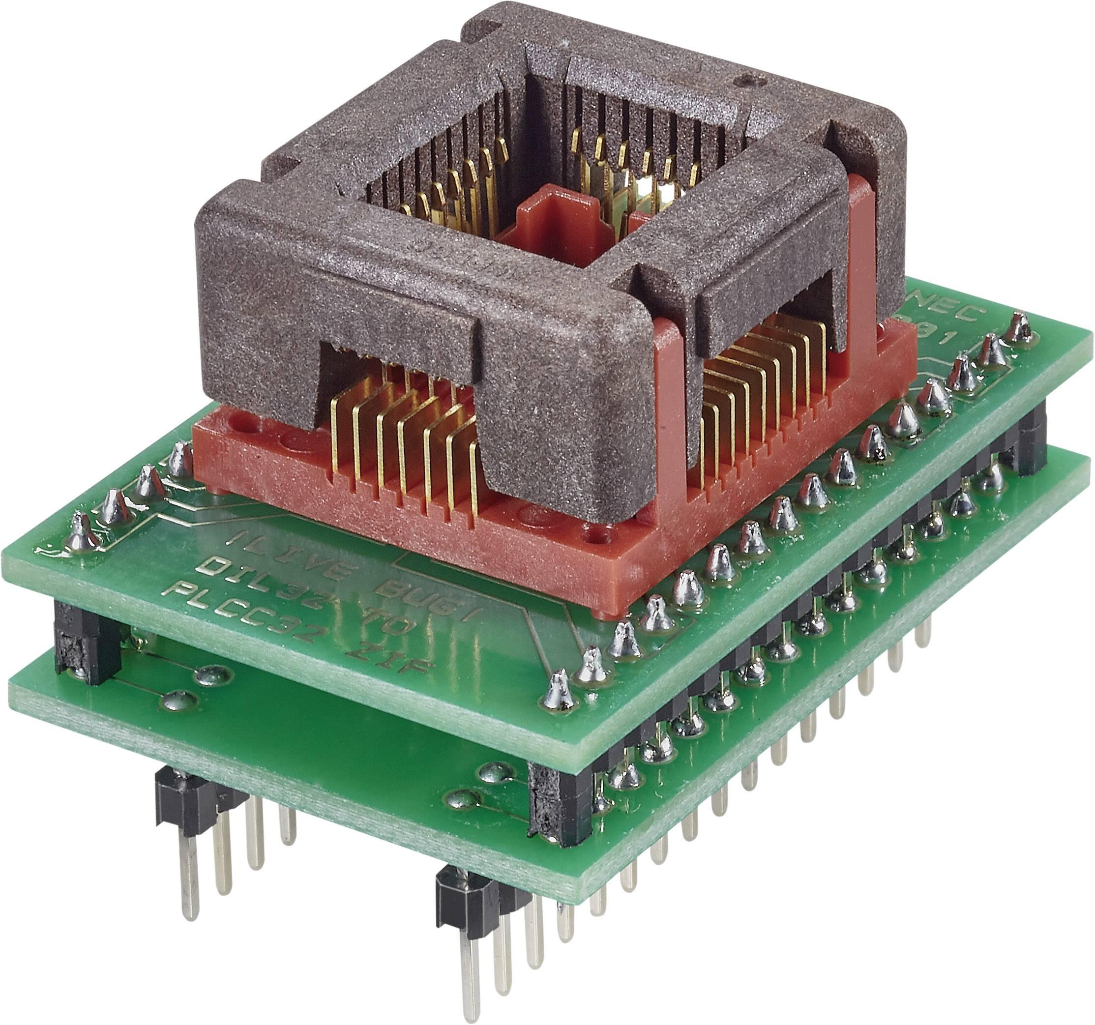 Adaptér 70-0036 pro ELNEC programátor DIL32/PLCC32 ZIF