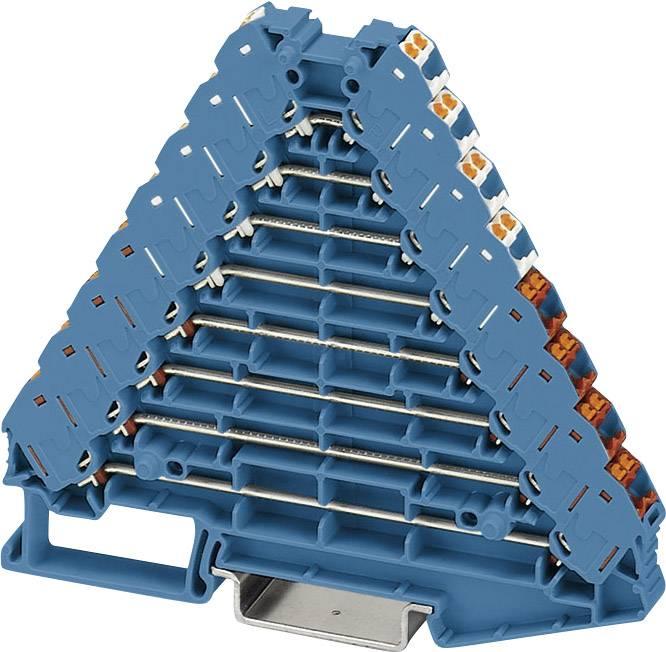 Řadicí rozvaděč Phoenix Contact PTRV 8 BU/WHRD 3270134, 10 ks, modrá