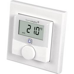 Bezdrátový nástěnný termostat pro ovládání termostatických hlavic radiatorů Homematic IP HmIP-WTH-2