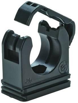 Držák hadice LAPP SILVYN® KLICK-RH 10 BK 65500639, černá, 50 ks