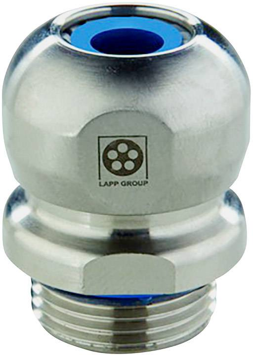 Káblová priechodka LAPP SKINTOP® INOX-R M12x1,5, ušľachtilá oceľ, nerezová oceľ, 5 ks