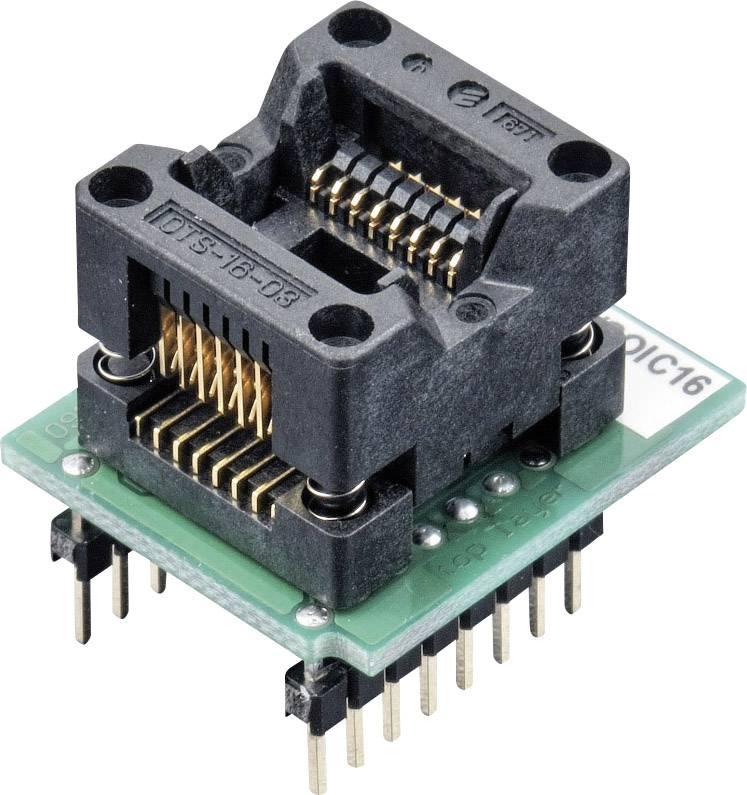 Adaptér 70-0074 pro ELNEC programátor DIL16 / SOIC16 ZIF 150 MIL