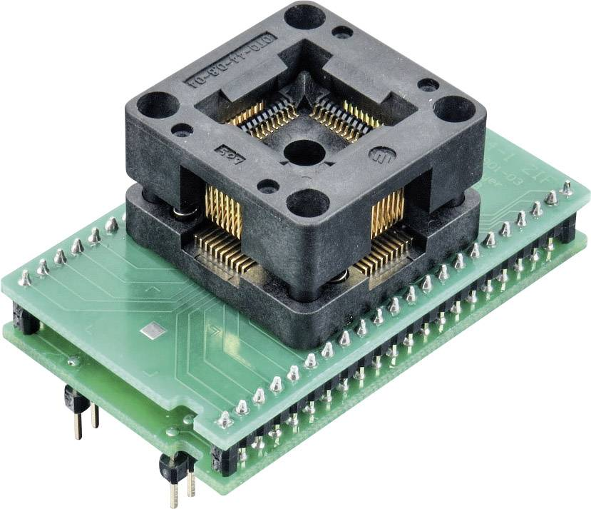 Adaptér 70-0076 pro ELNEC programátor DIL44 / TQFP44-1 ZIF