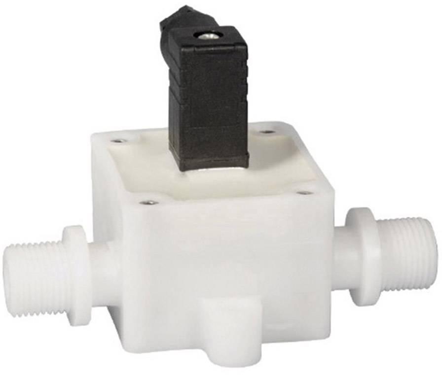Senzor průtoku B.I.O-TECH e.K. POM, 5 - 24 V/DC, 0.5 - 16.5 l/min, (d x š x v) 97 x 73 x 63 mm