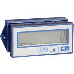 Zobrazovač B.I.O-TECH e.K. ARS 260 pro senzor průtoku 5 - 24 V/DC, (š x v x h) 72 x 36 x 38.5 mm
